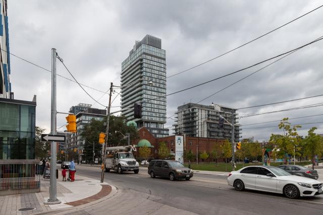Throwback Thursday, Regent Park Revitalization, Toronto