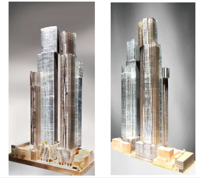 Mirvish+Gehry Toronto, Projectcore, Great Gulf, Gehry Partners