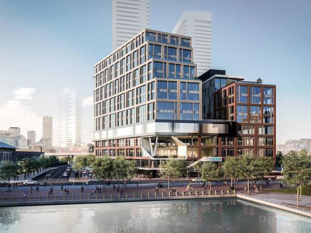 Daniels Waterfront, 130 QQE, RAW, Rafael + Bigauskas Architects, Toronto