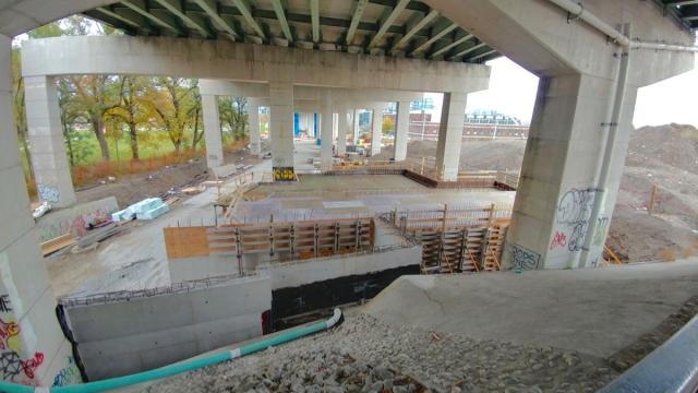 The Bentway, Waterfront Toronto, Public Work, Greenberg Consultants