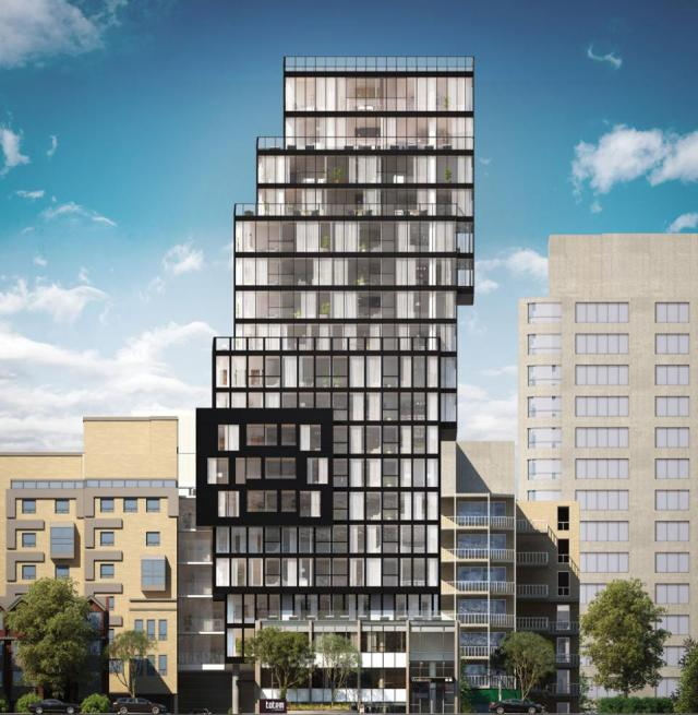 Totem Condos, Worsley Urban Partners, RAW Design, Toronto