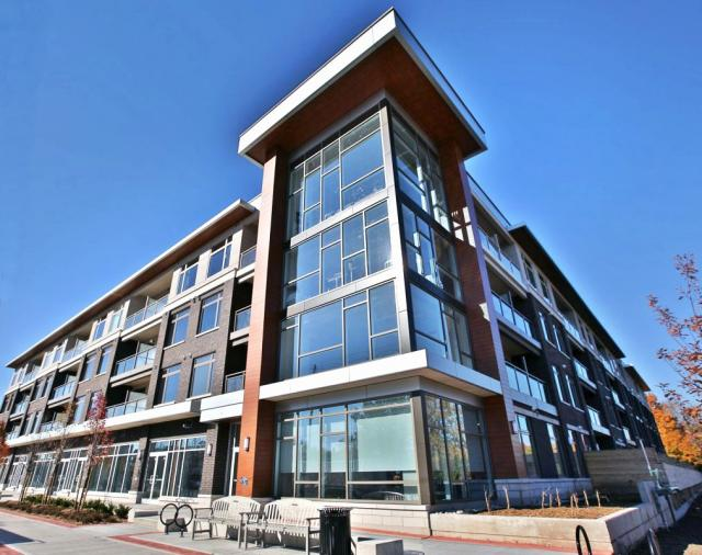 Jazz Condominiums, Burlington, image courtesy of GeoSolve