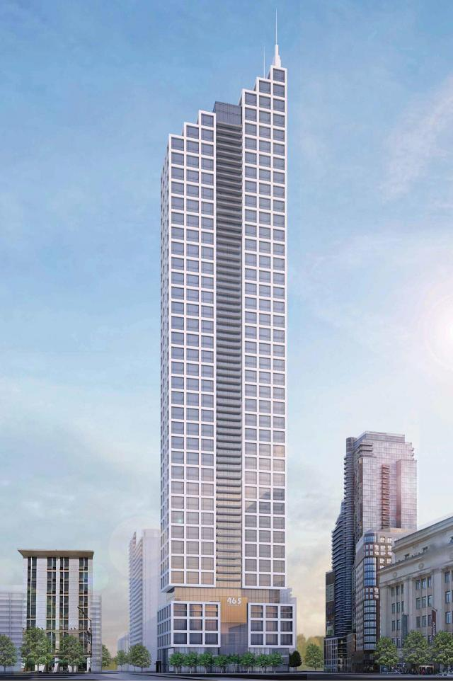 2 Carlton St, Toronto, designed by IBI Group for Northam Realty Advisors
