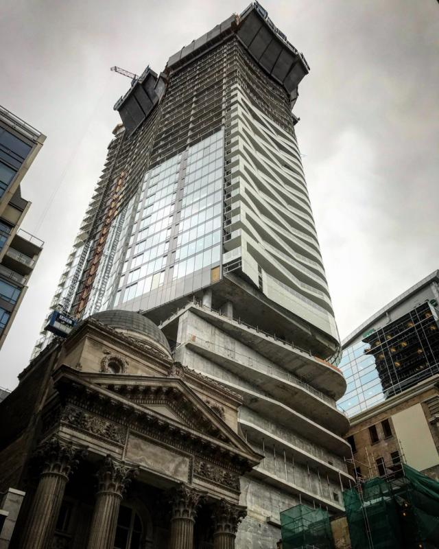 Photo of the Day, Toronto, Massey Tower, MOD, Hariri Pontarini
