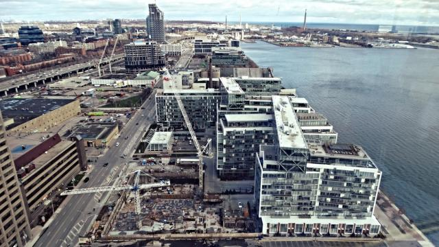 Throwback Thursday, Pier 27, East Bayfront, Queens Quay, Toronto