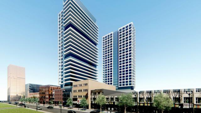 King at Hughson, Hamilton, LIUNA, Graziani + Corazza Architects