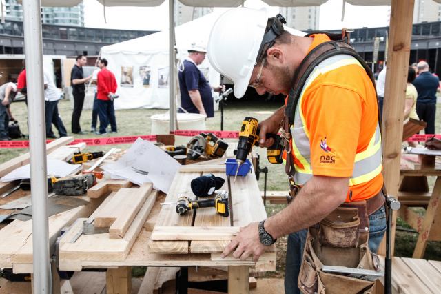 22nd annual National Apprenticeship Competition at Roundhouse Park, image courte