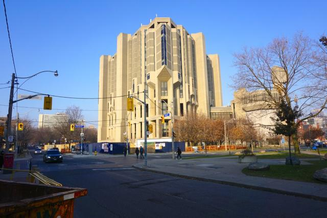 Robarts Library, Robarts Common, Diamond Schmitt, University of Toronto