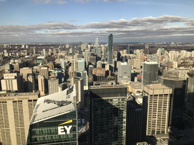 Photo of the Day, Toronto, First Canadian Place