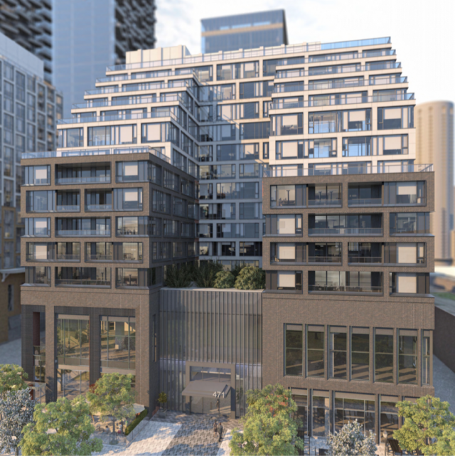 The Well, RioCan, Allied, Tridel, Adamson, HPA, aA, Wallman, Toronto, BDP