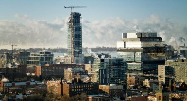 Photo of the Day, Toronto, skyline, King East, East Bayfront