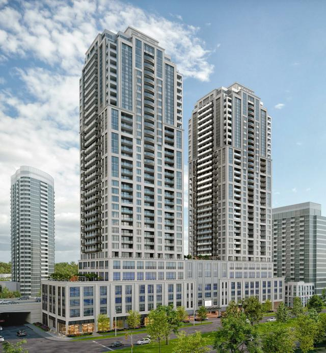 Mirabella Condominiums, Toronto, Scott Shields Architects, Diamante Corporation
