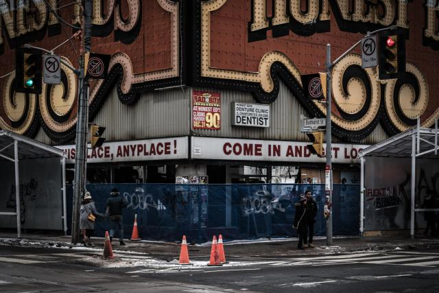 Photo of the Day, Toronto, Honest Ed's, Mirvish Village, Westbank, Bathurst