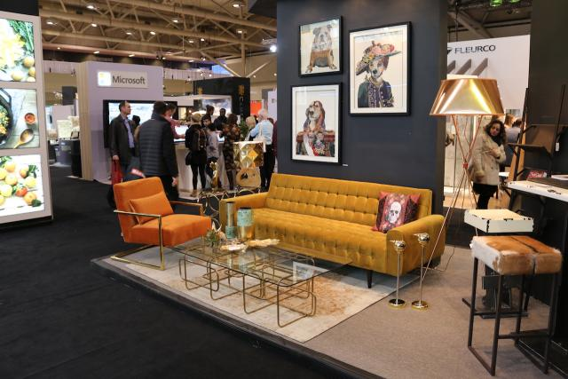 Interior Design Show Offered Tours, First Look At 2018