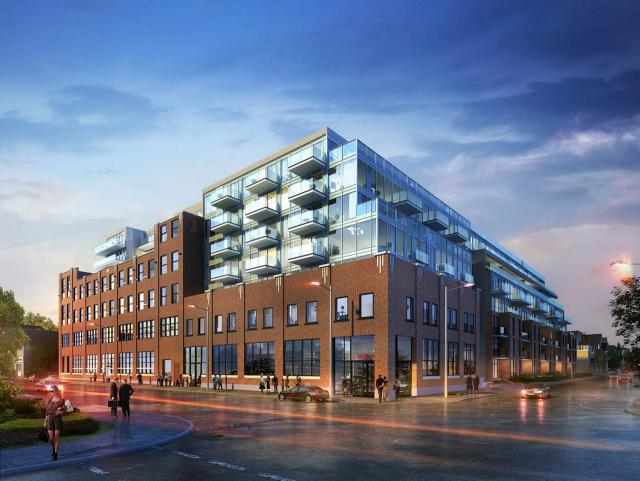 462 Eastern Avenue, Graywood Developments, Alterra, DSAI, Toronto