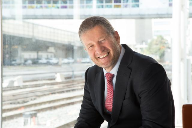 Phil Verster, Metrolinx President and CEO