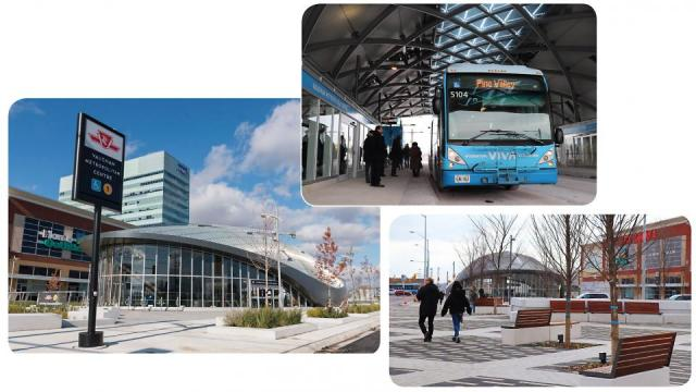 Transit Hub and New Development Changing Vaughan on an Epic Scal