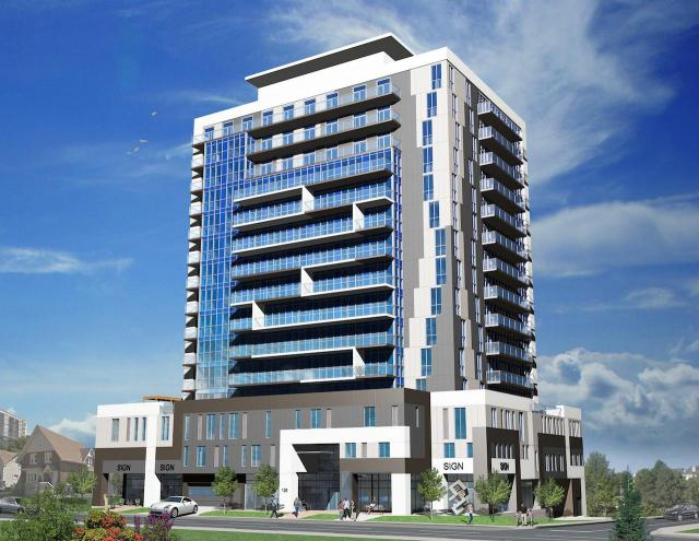 ONE28 King St. N., CTN Developments, Hatem Nassif Architects, Waterloo