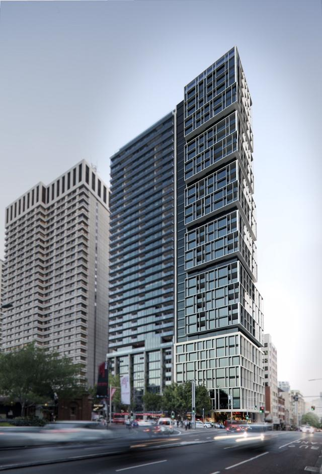 Aoyuan and Ecove's One30 Hyde Park condos project in Sydney, Australia,
