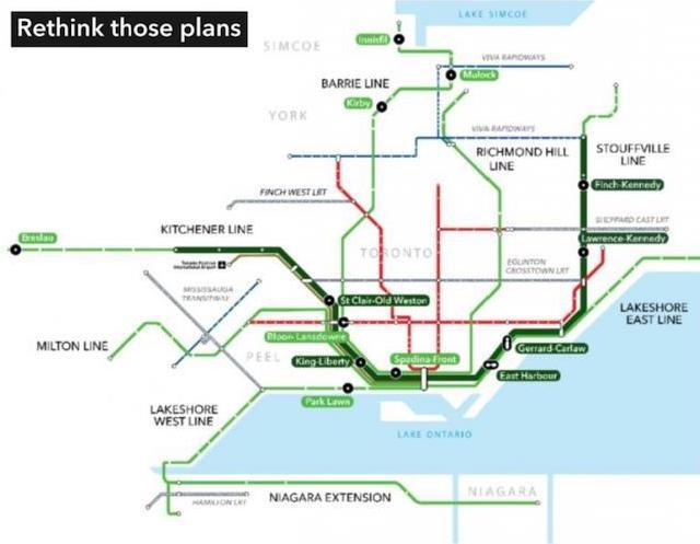 Metrolinx, GO, SmartTrack stations proceed to next stage of design