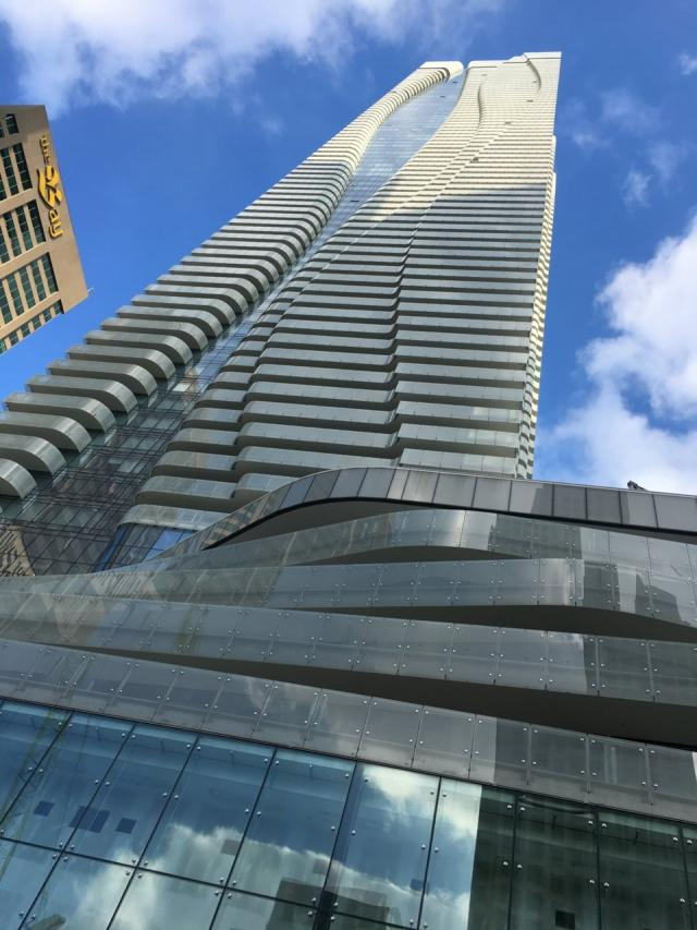 One Bloor East, Great Gulf, Hariri Pontarini Architects, Toronto
