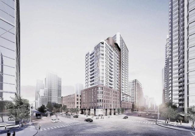 400 Front Street West, State Building Group, Stanford Homes, Kirkor, Toronto