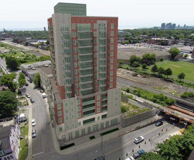 1439 Bloor Street West, Neudorfer Development Corporation, Toronto