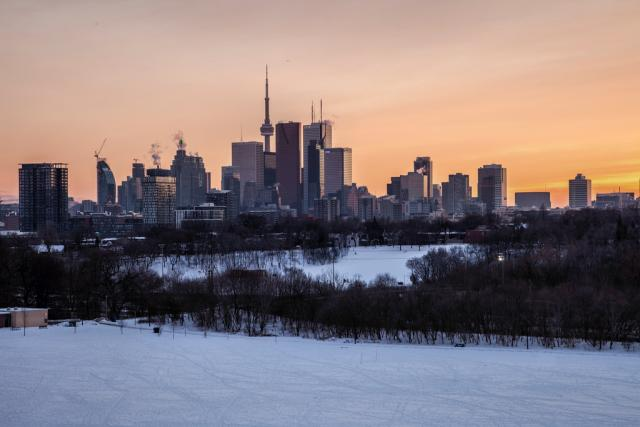 Throwback Thursday, Riverdale Park, Toronto
