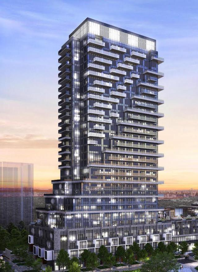 Auberge On The Park, Tridel, Rowntree, Graziani + Corazza, Toronto
