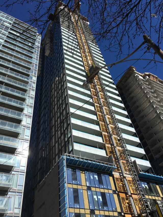 Totem Condos, Worsley Urban, RAW Design, Toronto