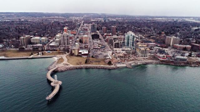 Photo of the Day, Downtown Burlington, Bridgewater Residences