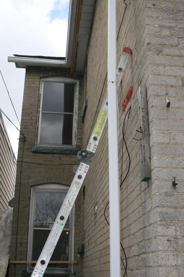 111 Russett House retrofit by ARGILE Project for George Brown College, Toronto