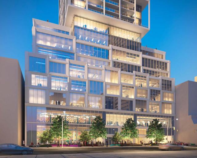 90 Eglinton East, Madison Group, Teeple Architects, Toronto