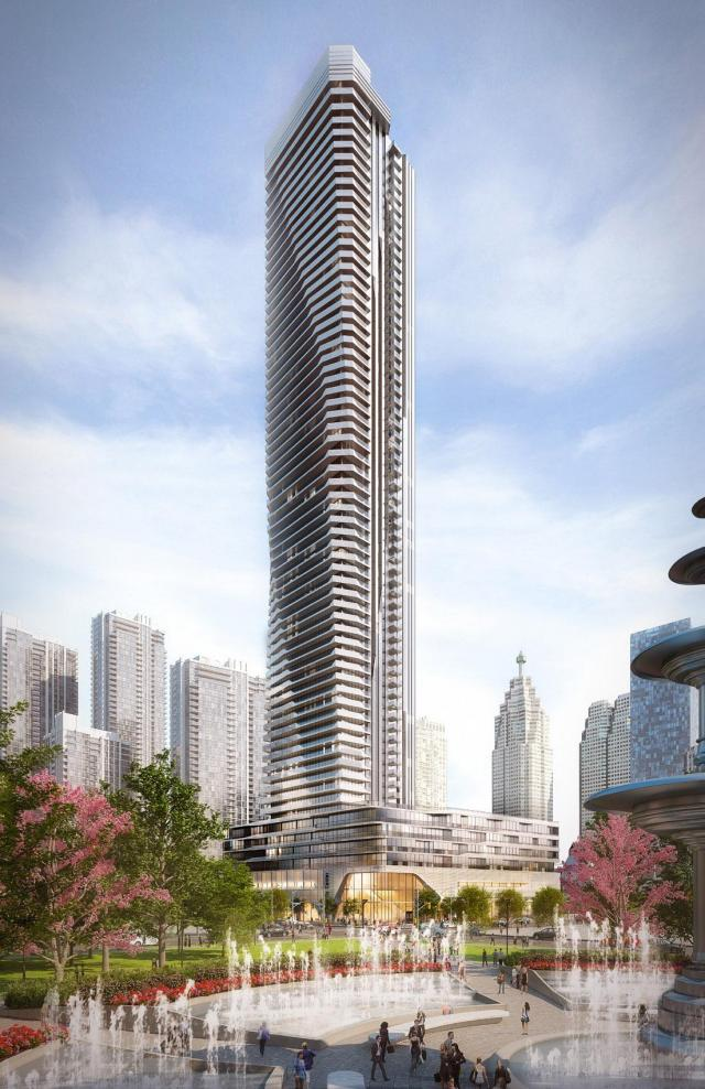 Pinnacle One Yonge, Toronto, Pinnacle International, Hariri Pontarini