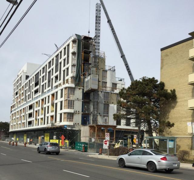 Kingston&Co. Condominiums, Teeple Architects, Toronto, TAS, Main and Main