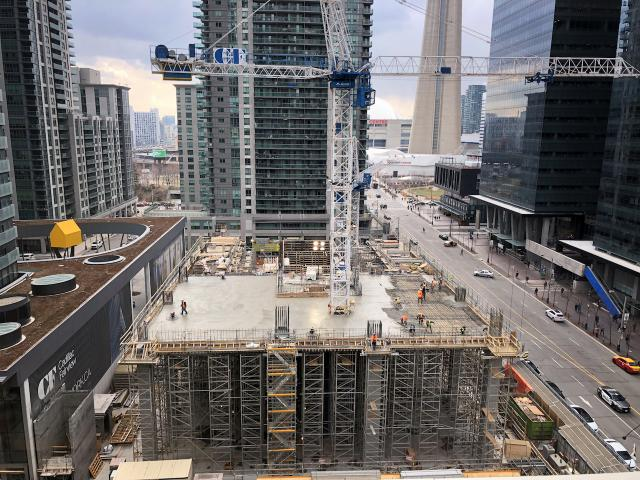Photo of the Day, Toronto, 16 York, Cadillac Fairview, South Core