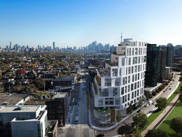 1181 Queen West, Skale Developments, Quadrangle, DesignAgency, Toronto
