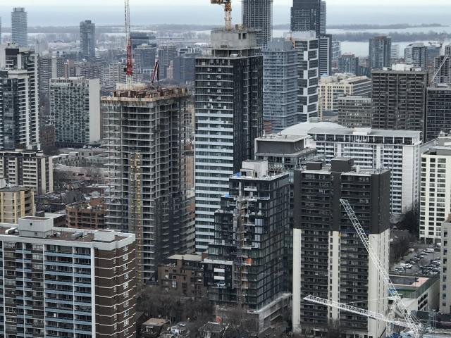 TREB market report, GTA housing, home prices, Toronto condos