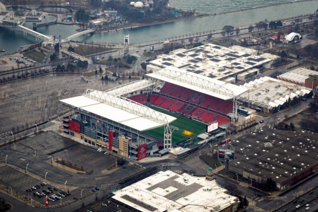 Photo of the Day, BMO Field, Toronto FC, stadium, Exhibition Place