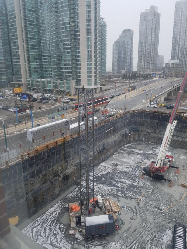 The Well, Toronto, developed by Diamond Corp, RioCan, Allied, Tridel, Woodbourne