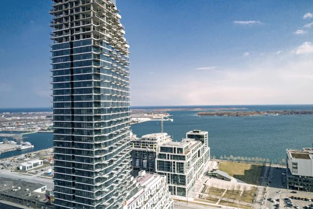 Monde, Great Gulf, Moshe Safdie, Quadrangle, Toronto