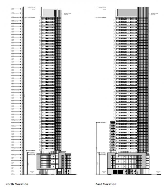 55-63 Charles Street East, MOD Developments, architectsAlliance, Toronto