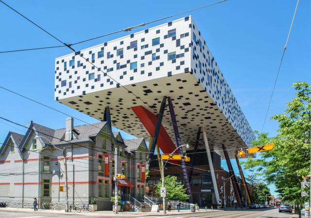 Will Alsop, Toronto, ALLdesign