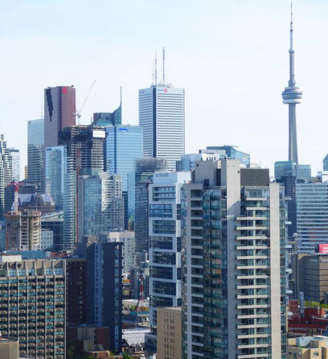 Toronto, real estate, sales, Lennard Commercial Realty