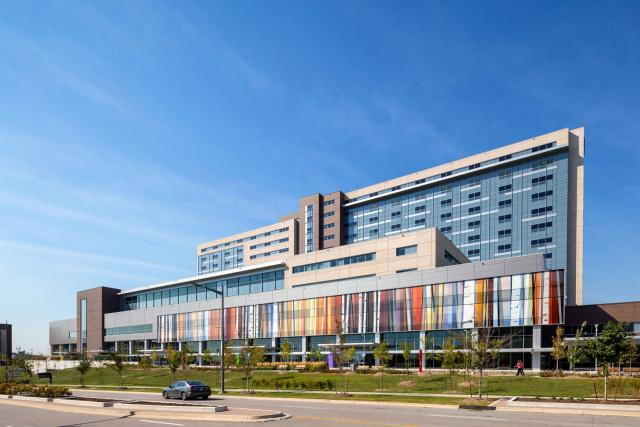 Humber River Hospital, PCL, HDR Architects, Toronto