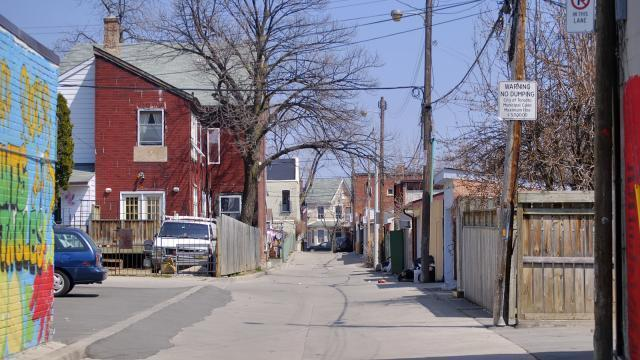 Laneway Housing, Changing Lanes, City of Toronto, TEYCC