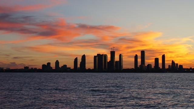 Photo of the Day, Toronto, skyline, Humber Bay Shores