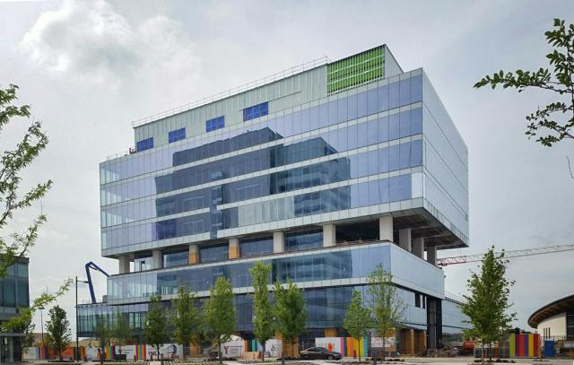 Vaughan Centre PwC Tower/YMCA/Library, Diamond Schmitt, SmartCentres, SmartREIT