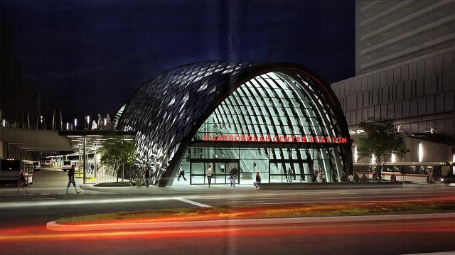 Scarborough Subway Extension, AECOM, Scarborough Centre Station, Toronto