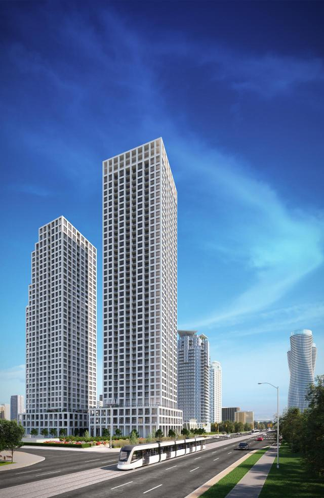 Edge Towers, Solmar Development Corporation, Roy Varacalli, Cusimano Architect